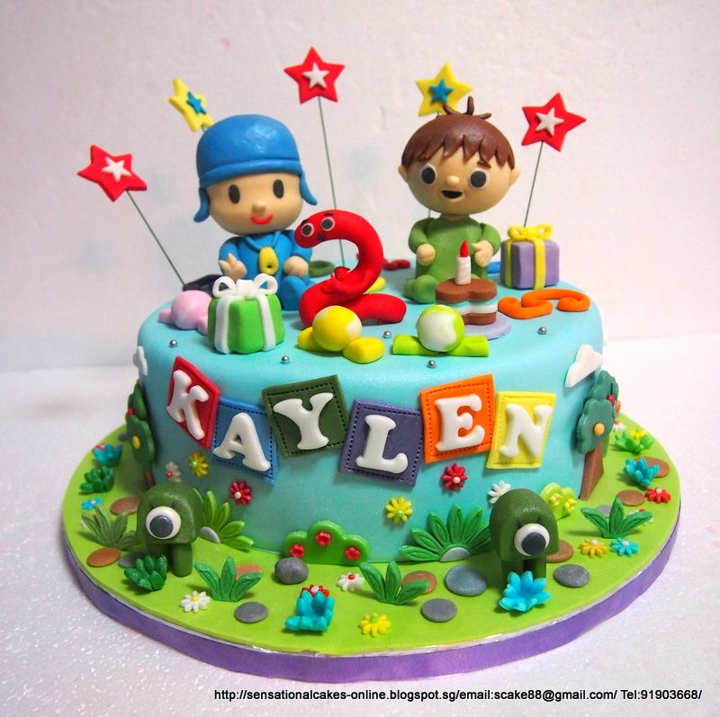 lucky carebear cake Google Search (With images) Cake