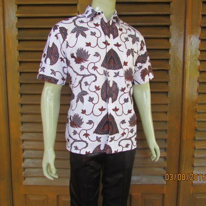 toko jual baju kemeja batik pria online murah di solo dengan model