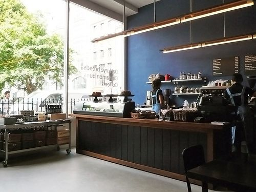 Nordic Bakery Scandinavian Style Cafe Golden Square Coffee Shop Design Cafe Interior Shop Interiors
