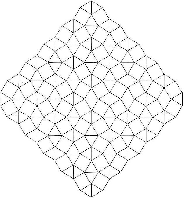 Geometric Shapes Cartoon Coloring Page Geometric Coloring Pages Shape Coloring Pages Mandala Coloring Pages