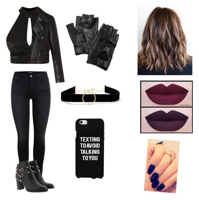 Badass Outfits Polyvore