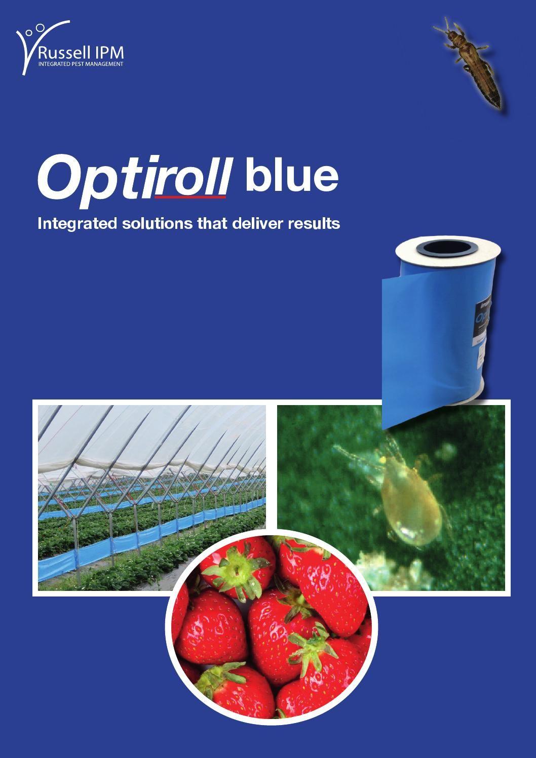 Optiroll Blue IPM (con imágenes)
