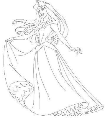 Disney princess coloring pages sleeping beauty Coloring Pages - new disney princess coloring pages sleeping beauty