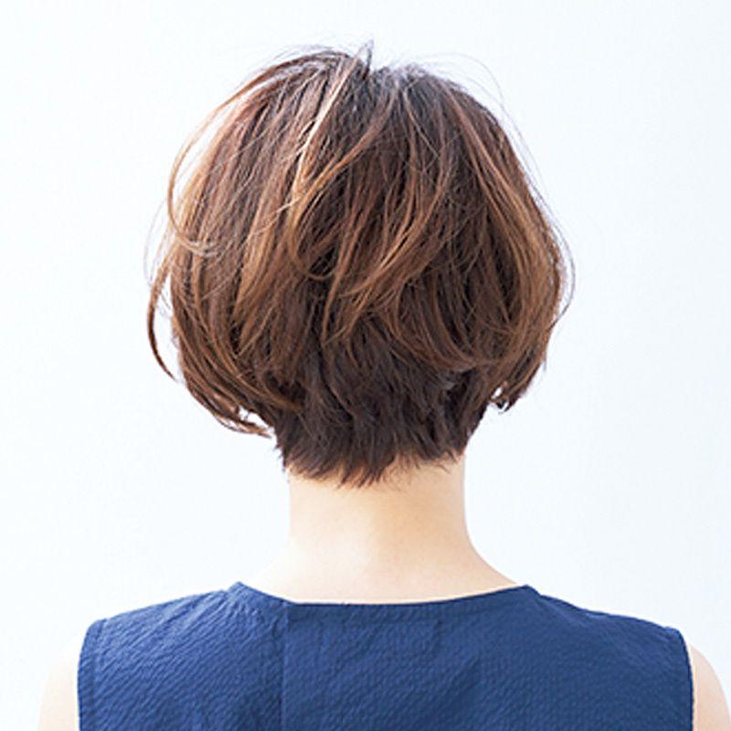 40代のための人気ショートヘアスタイル月間ランキングtop10 ショート