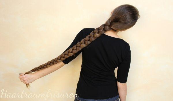 Simple English Braid Lange Haare Pflegen Haare Pflegen Lange Haare