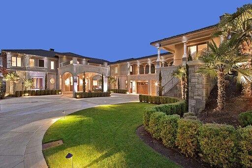 Gorgeous mansion~