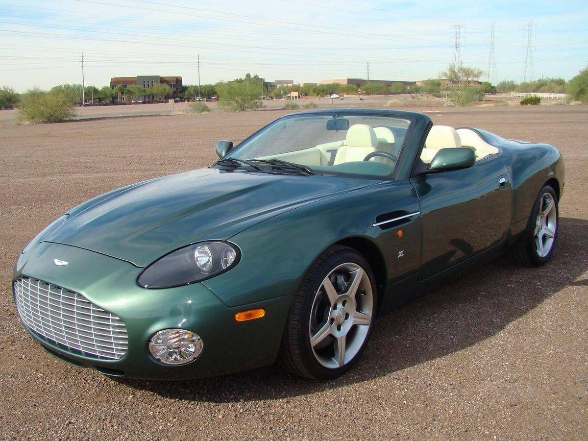 2003 Aston Martin DB AR1 Zagato Aston martin, Aston