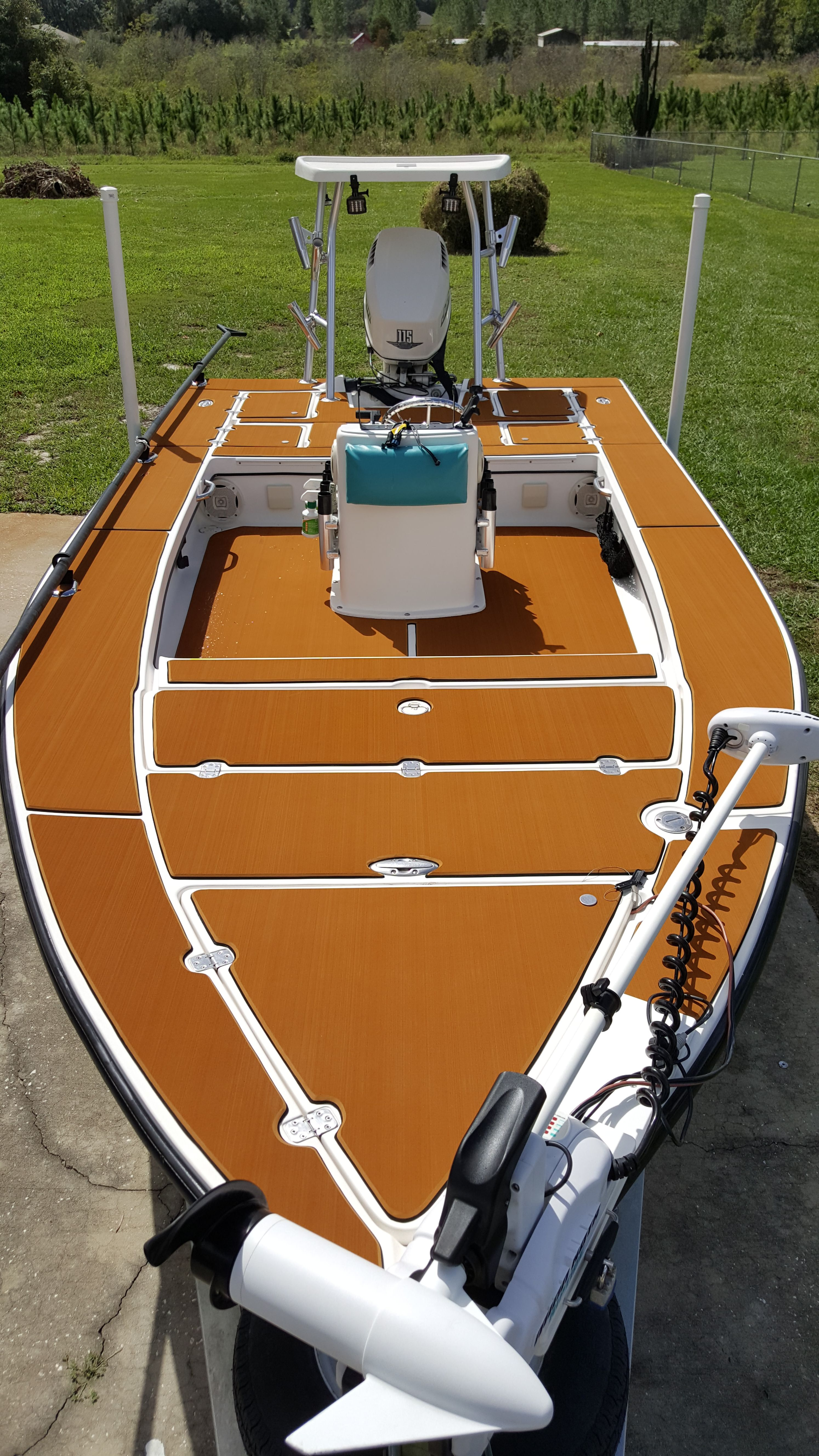 deck resistance yacht for pin mats boat stain pinterest decking floor