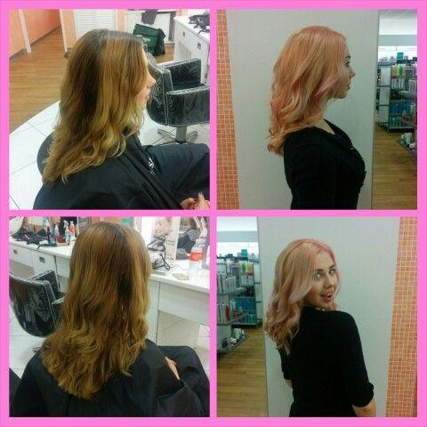 Hair color service done by Ingrid, Master Designer 2, at ...