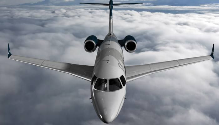 The Embraer Legacy 450 Takes Flight | Aviation | Robb Report - The Global Luxury Source