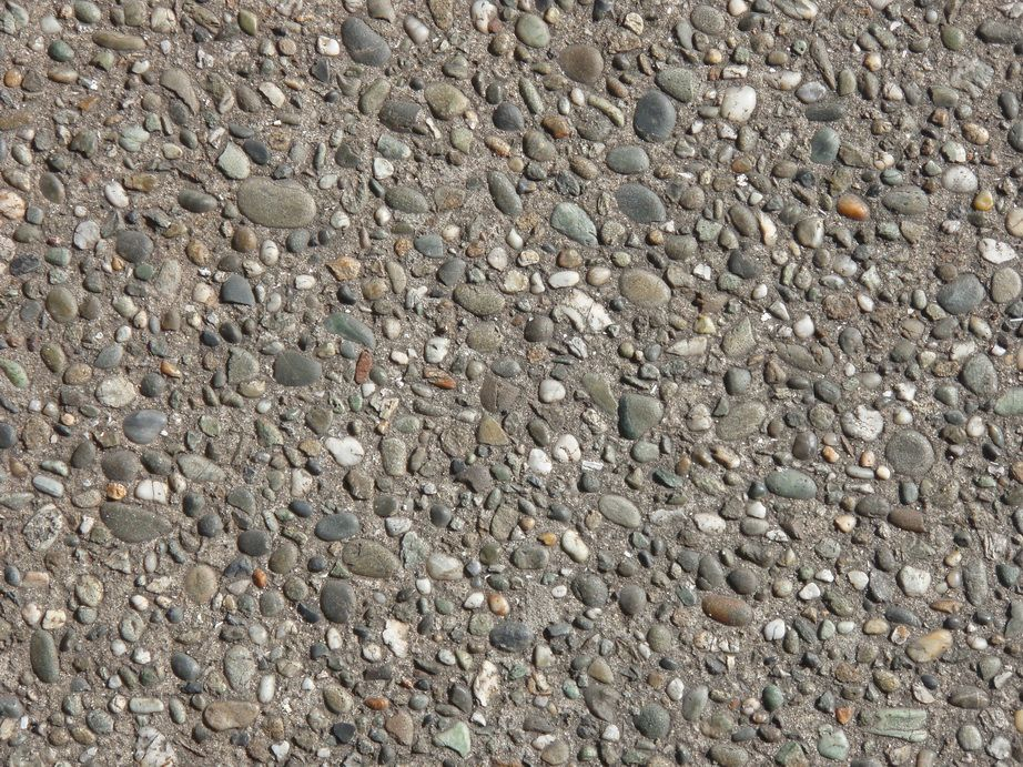Closeup Of Stone Chip Seal Driveway Cheaper And More Durable Than Asphalt Tar And Chip Driveway Driveway Design Driveway Landscaping