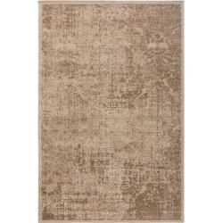 Photo of benuta Flachgewebeteppich Frencie Braun 240×340 cm – Vintage Teppich im Used-Look benuta