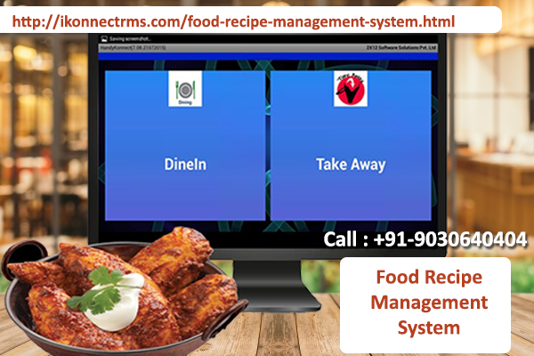 Ikonnect food recipe management system helps you to automates the ikonnect food recipe management system helps you to automates the process of managing your food forumfinder Gallery