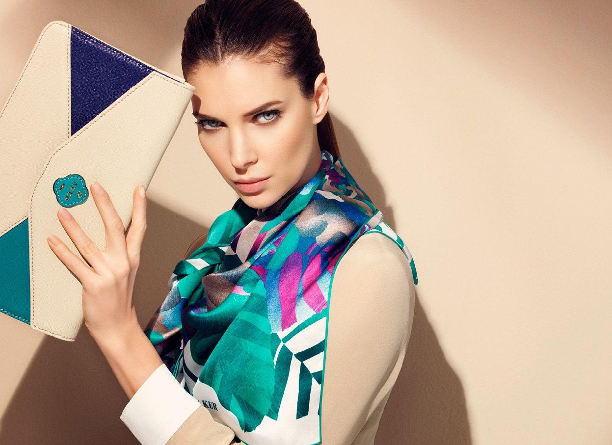Шарфы: модные тенденции и популярные способы использования