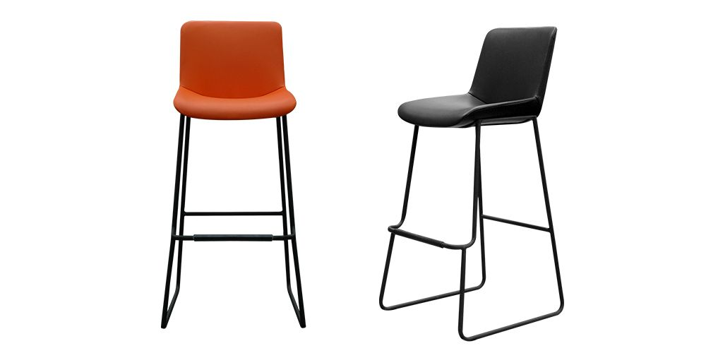 Viva Bar Stools From Hunter Furniture A Modern Design That Combines Comfort And Durability In