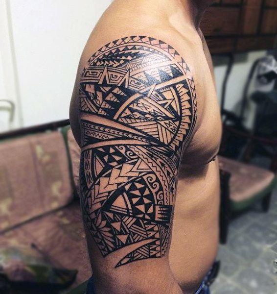 maori tattoo designs  men  zealand tribal ink