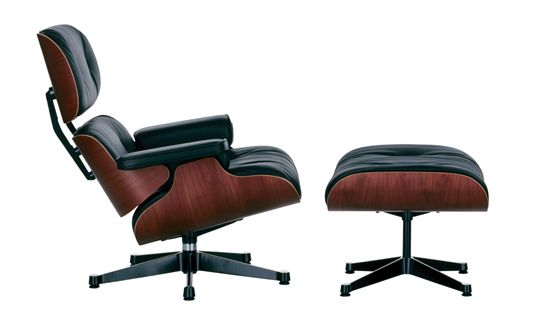 25 Inspiring Examples Of Industrial Design Eames Chair Ottoman