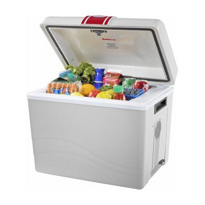 Koolatron 45 qt. Travel Saver Cooler with Optional Adaptor - KLT136-2