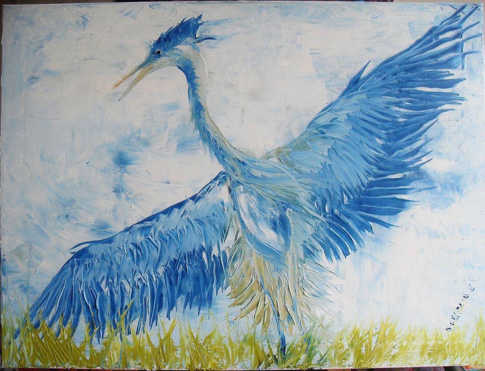 dipinto a olio su tela 80X60 MARGHERITA RANCURA PITTRICE VENETA CONTEMPORANEA