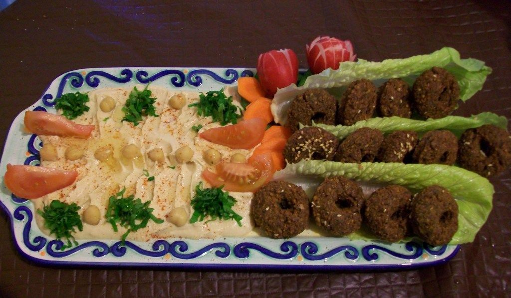 syrian falafel recipe   Syrian falafel recipe, Falafel ...
