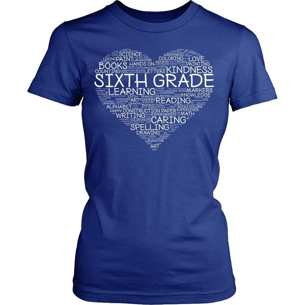 Sixth Grade - Heart
