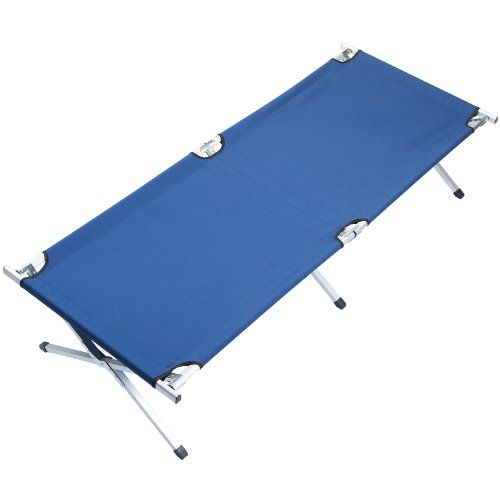 Skandika Camping Bed Xxl Comfortable Camping Lounger 210 X 80 Cm Uksportsoutdoors Camping Bed Comfortable Camping Cool Tents