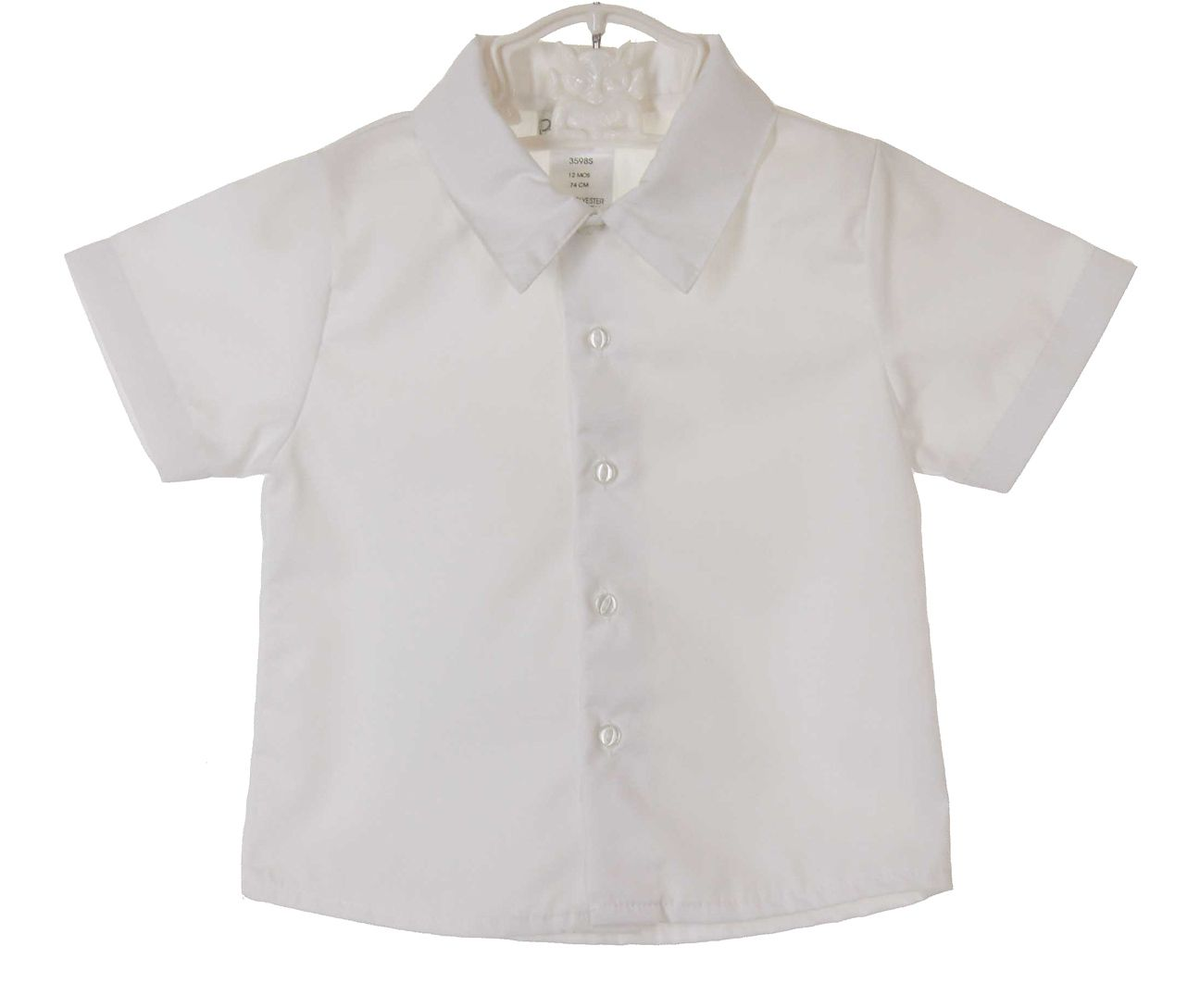 New Petit Ami White Dress Shirt With Short Sleeves 20 00 White Shirt Dress Boys White Dress Shirt Classic Baby Clothes [ 1089 x 1296 Pixel ]