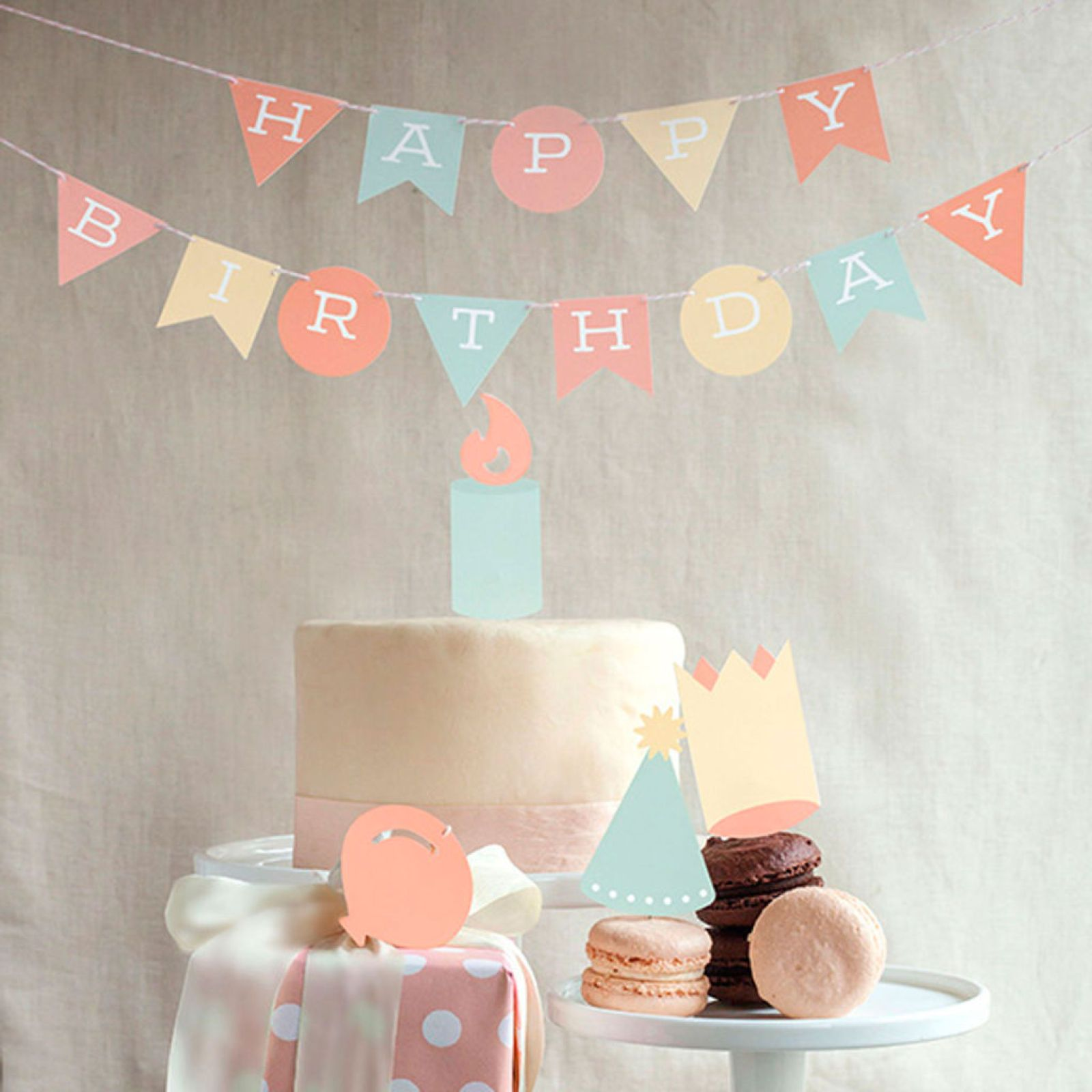 Diy Your Own Party Decorations Using Your New Cricut Explore Air