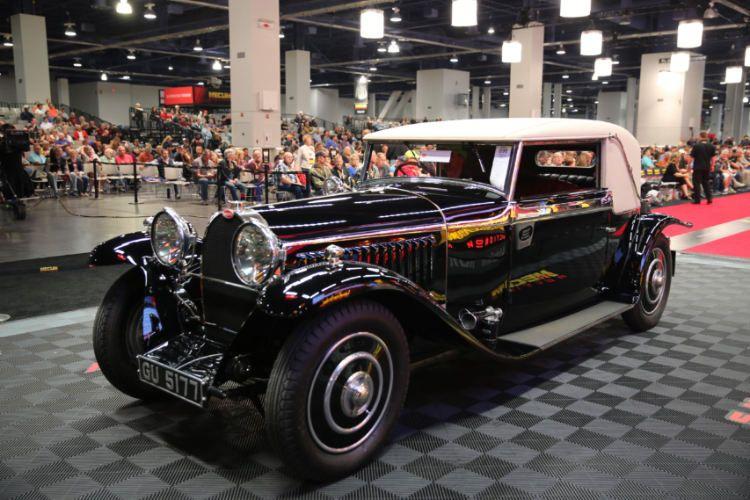 2018 Mecum Las Vegas Collector Car Auction (Sale Results
