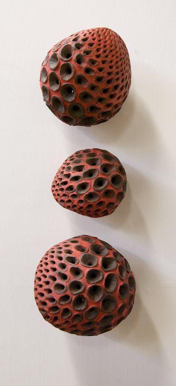 Debra Fleury   wall-installation