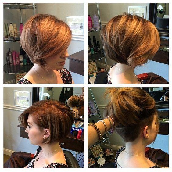 women 39 s undercut layered bob google search hair pinterest kurze haare frisur und haar. Black Bedroom Furniture Sets. Home Design Ideas
