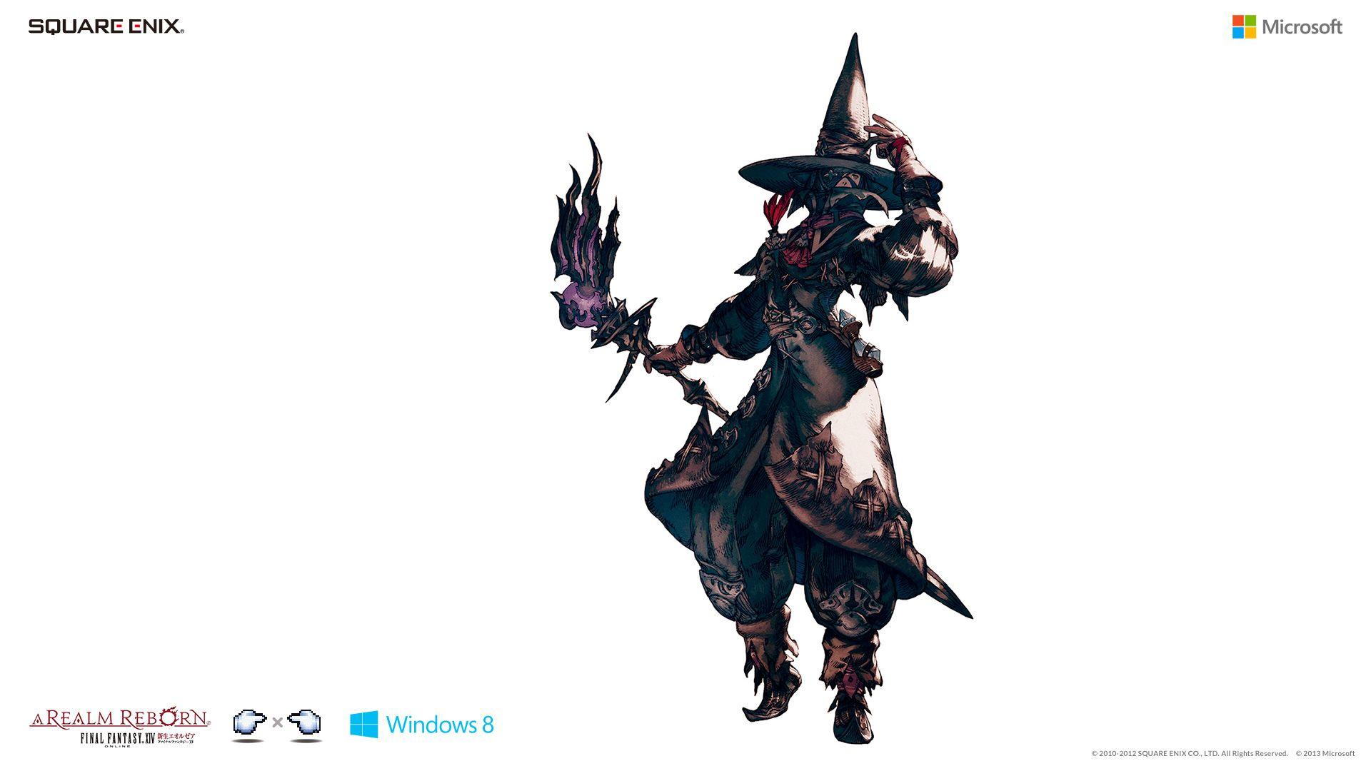 Pin by WillowRaven on GEEK: Final Fantasy XIV: ARR, HW, SB, etc