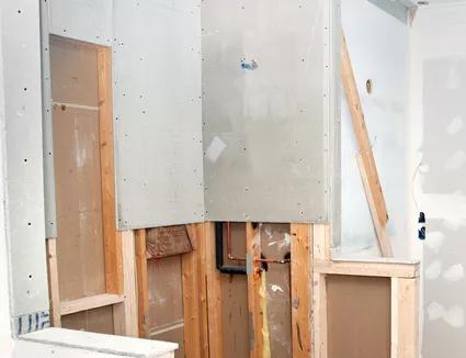 do i need tile backer board in the shower? | alternatives