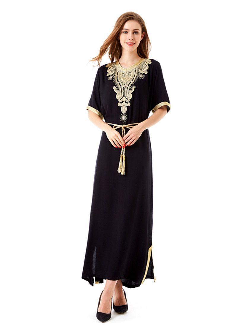 Maxi dress muslimah dropship jewelry