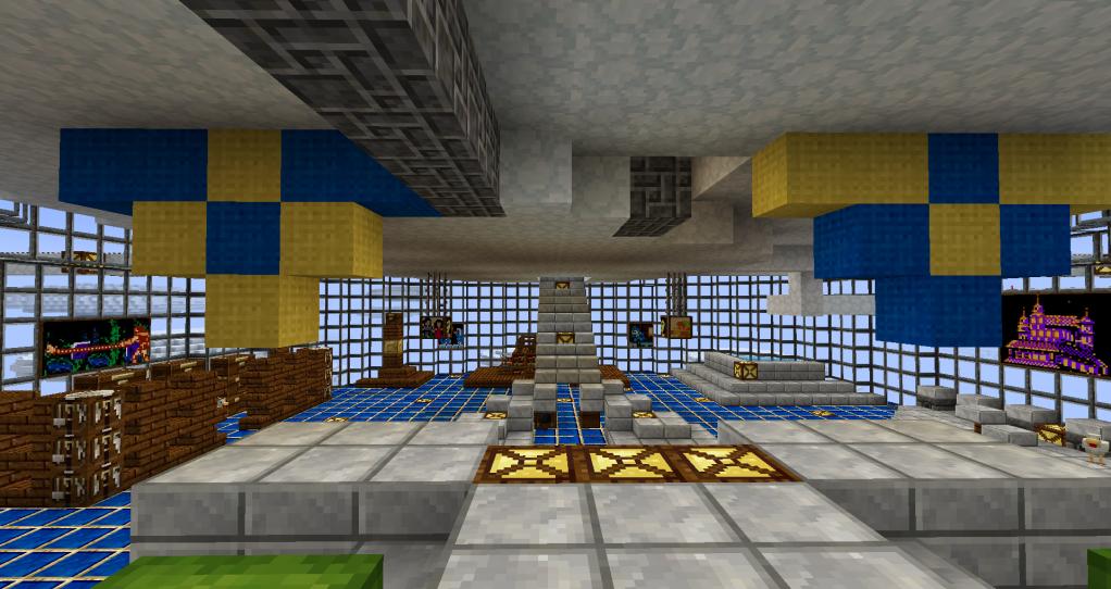 minecraft mansion inside google search