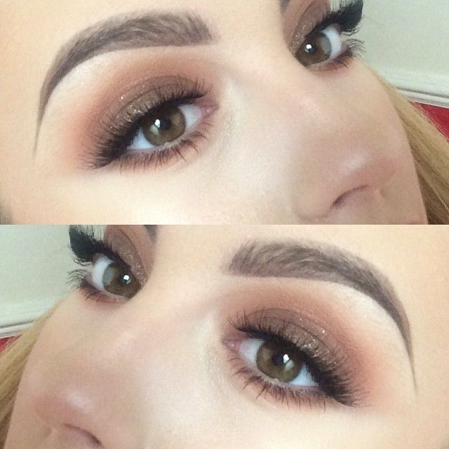 Makeup Tonight Using Anastasiabeverlyhills Dipbrow In Chocolate To