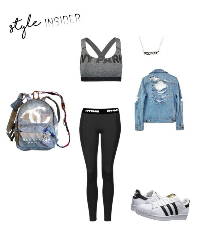 Rock That Bling Bling Polyvore Adidas Originals