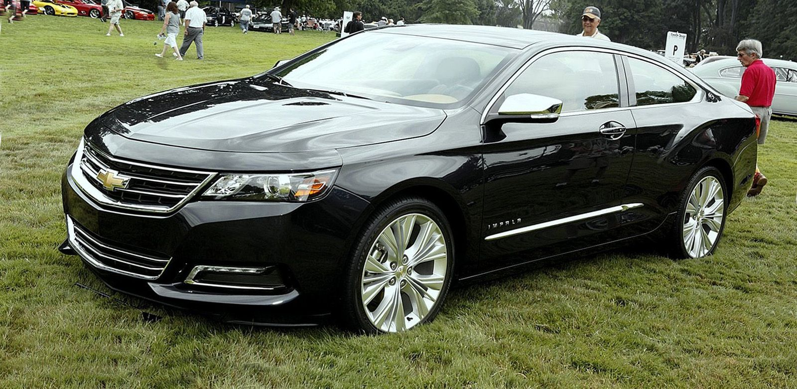 2015 chevy impala ss price and release date