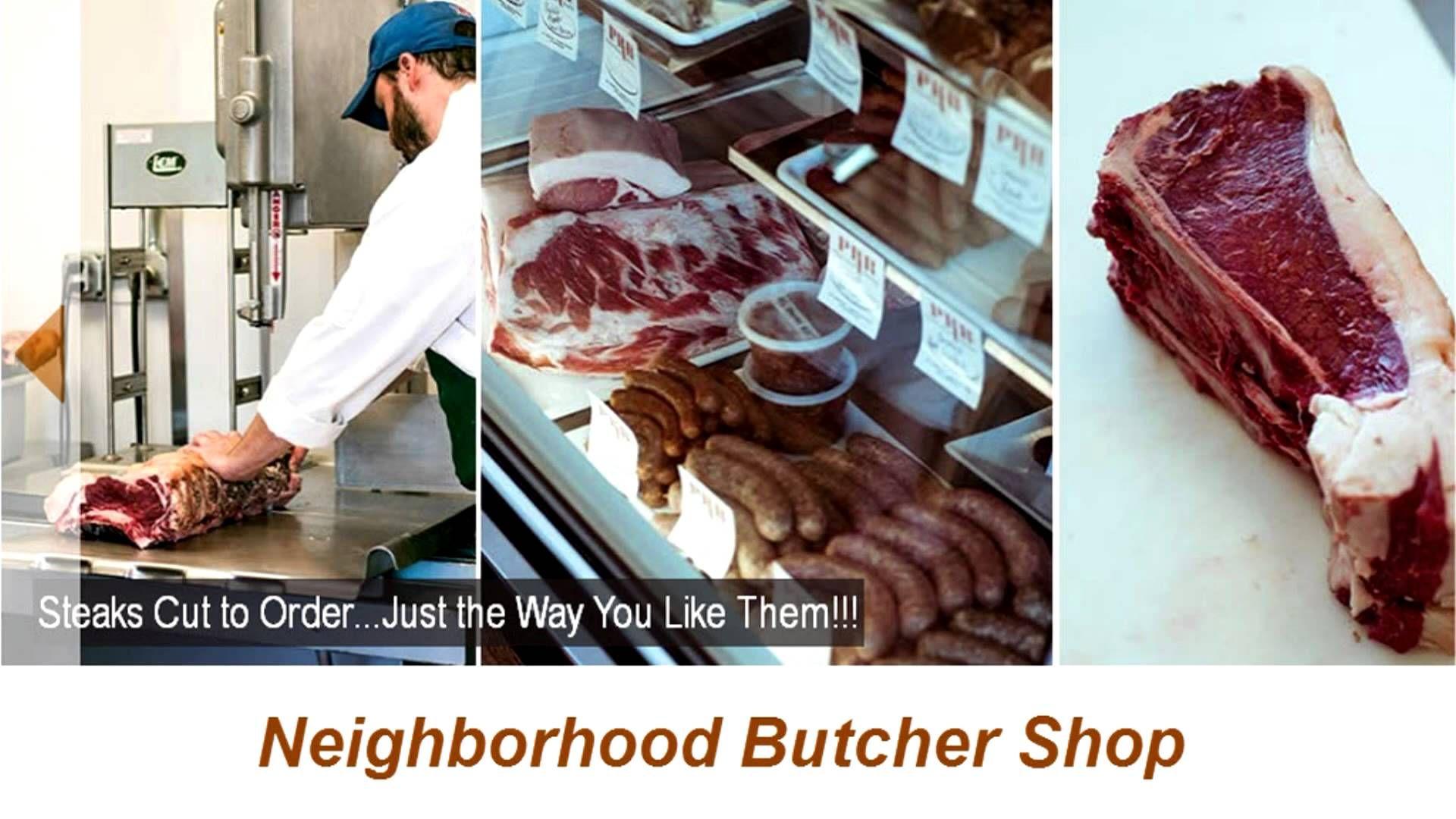 SYLVAN PARK - WEST NASHVILLE - Porter Road Butcher - 4816 Charlotte Pike Nashville, TN - 615-454-2995