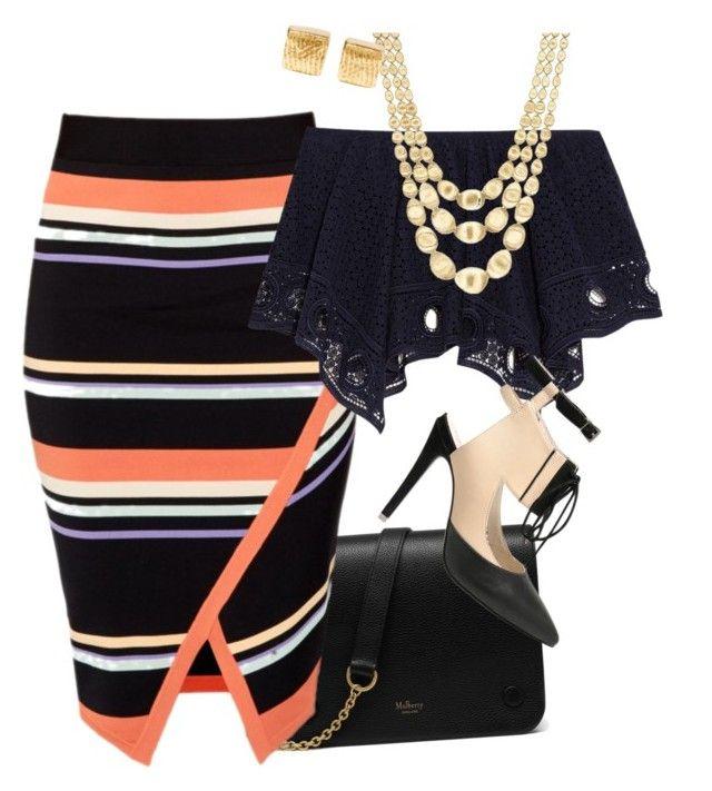 stripe skirt | Pinterest