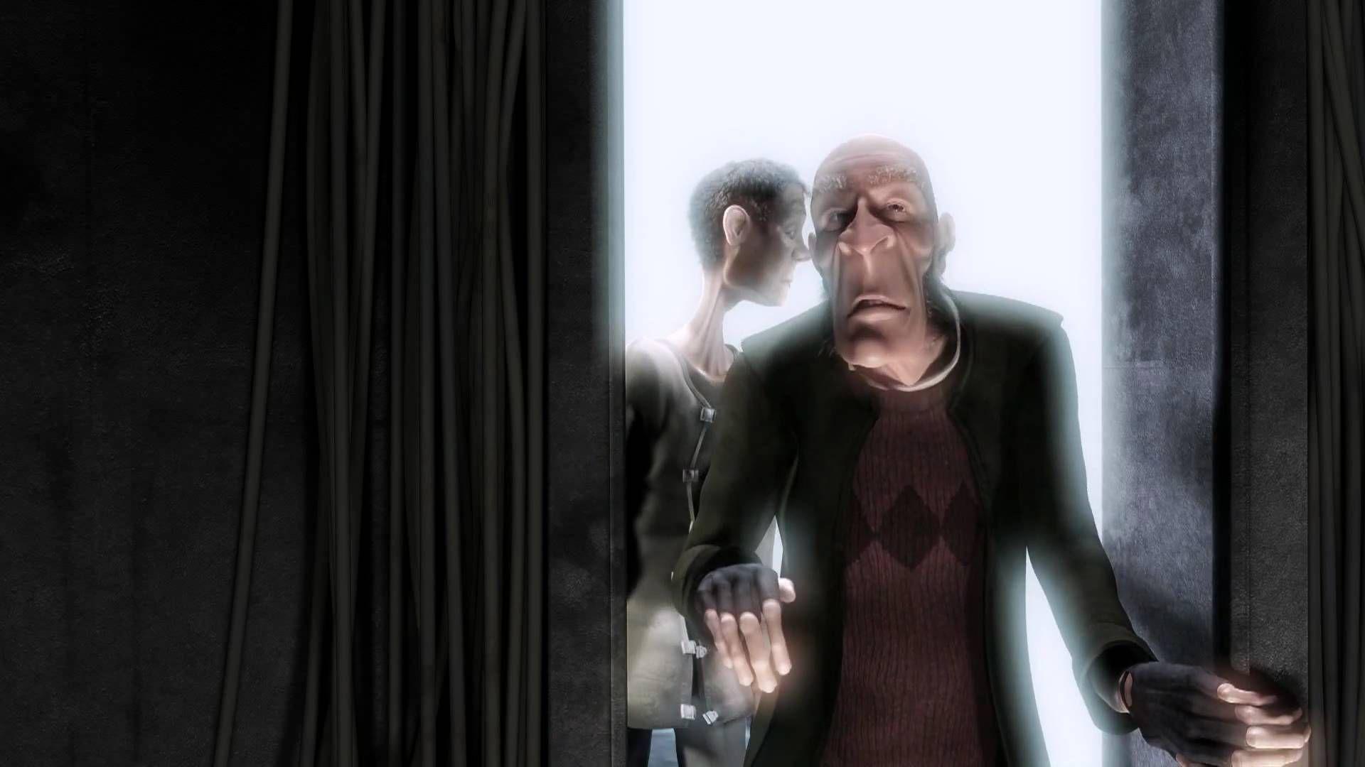 Elephants Dream, CGI Short film (2006) Short film