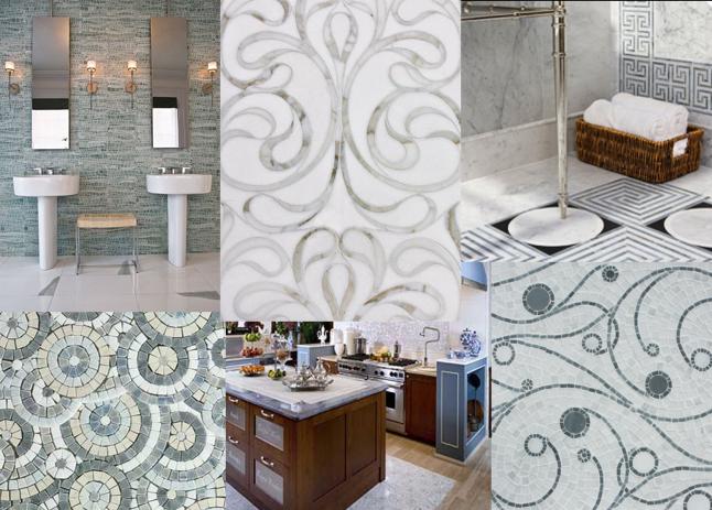 AnnSacksAndArtisticTile1 Tiles, Artistic tile, Interior