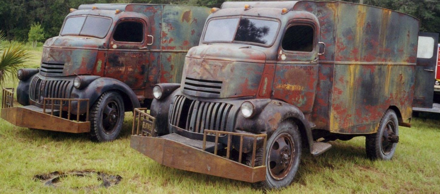Chevrolet Coe 1941 Ide Dimage De Voiture 1942 Chevy Truck Dans Jeepers Creepers Legendary Pinterest