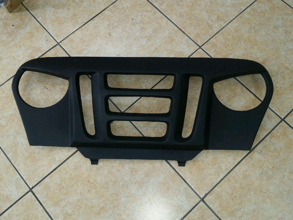 ca7c590352d5a1f48bfce93408a09a61 jeep wrangler grille, 2 door 4 door jk, custom grill, custom jeep  at edmiracle.co