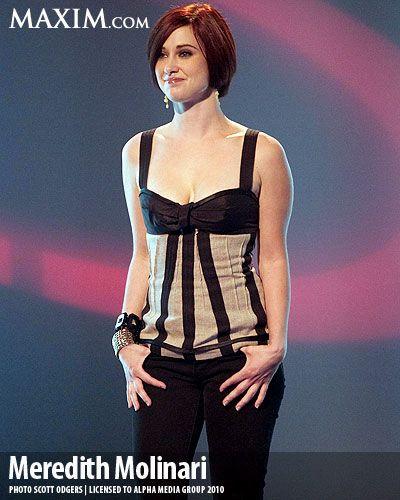 Glamour big breast models