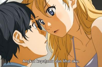 Shigatsu wa Kimi no Uso Episode 4 Subtitle Indonesia