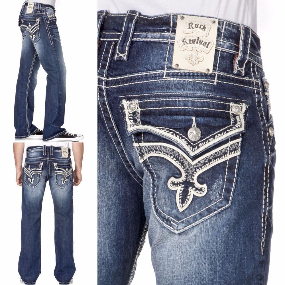 Jean bootcut 34