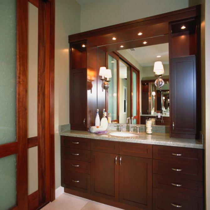 10 Awesome Custom Vanity Design Ideas Custom Bathroom Vanity Bathroom Vanity Designs Custom Bathroom Cabinets