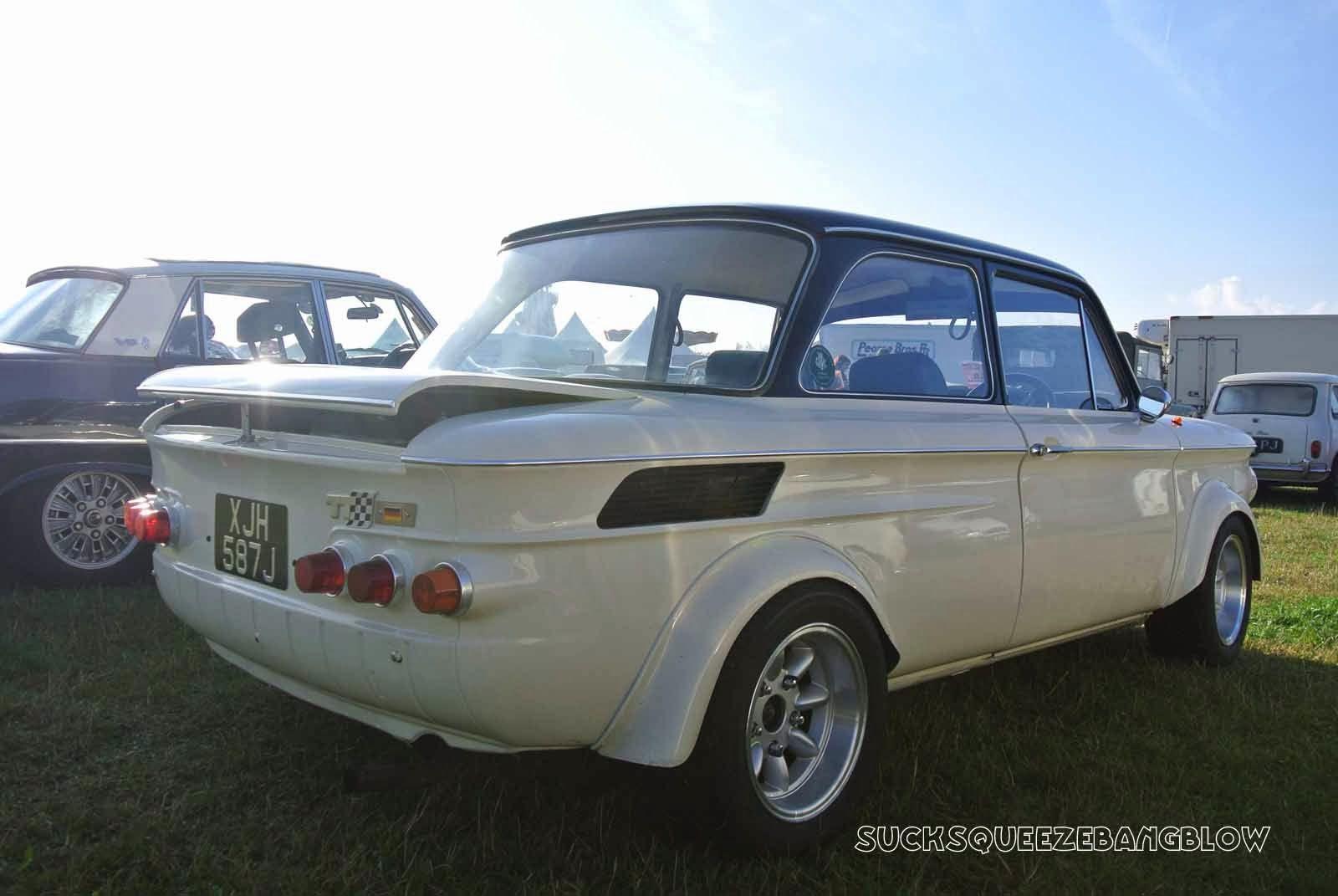 1961 NSU TT