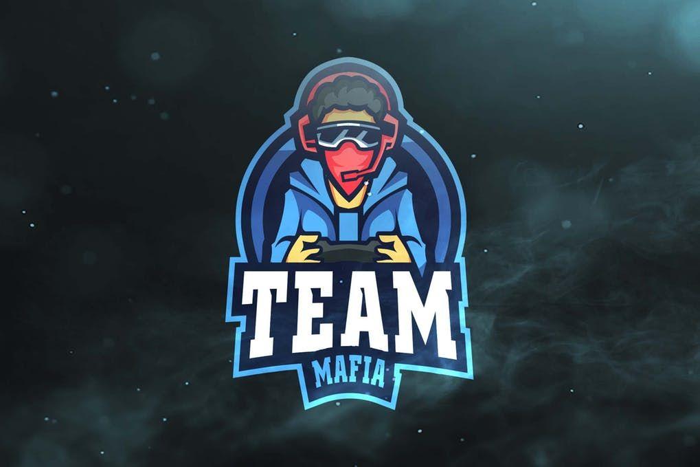 Thumbnail For Team Mafia Sport And Esports Logo Mafia Esports Logo Graphic